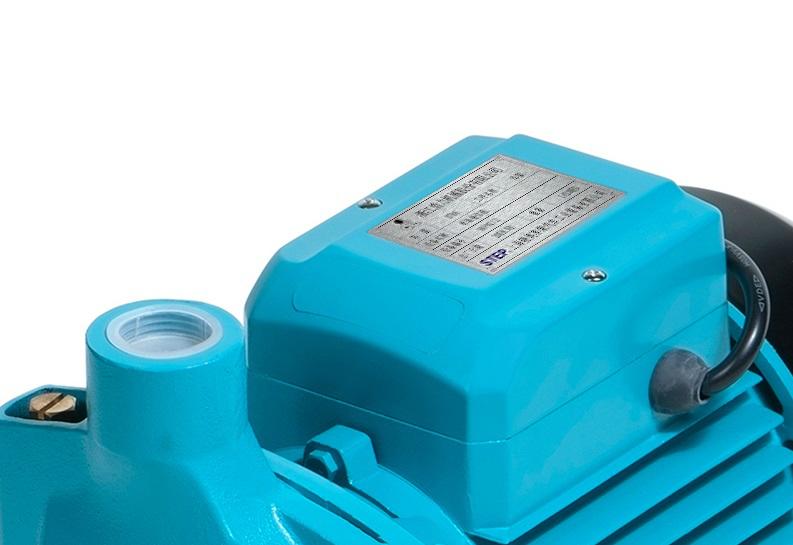 水泵电机铭牌展示